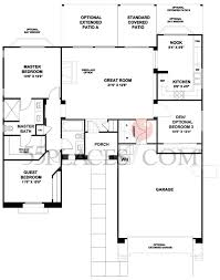 san carlos floorplan 1380 sq ft continental ranch sunflower