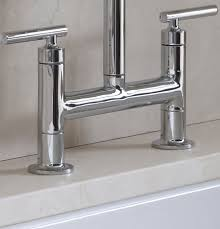 17 kohler purist kitchen faucet side spray bridge style