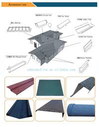 Monier Roman Concrete Roof Tiles by Colorful Stone Coated Lightweight Monier Concrete Roof Tile
