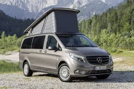 Mercedes Vito Awning Mercedes Launches Marco Polo Camper Van Honest John