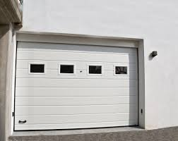 porta sezionale porta sezionale con doga passo 200 con obl祺 fedi automatismi