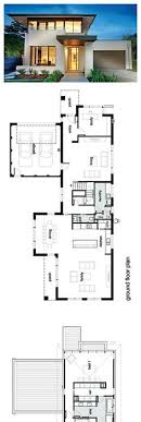 modern floor plan house plan from concepthome architecture house