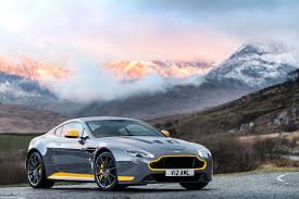 2017 aston martin v12 vantage s dogleg first test review
