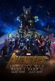 avengers fan art the avengers infinity war poster by