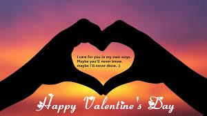 Valentines Day Quotes by Happy V U0027s Day Quote Hd Photo Happy Valentine U0027s Day Pinterest