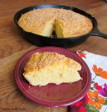 cooking with carlee cheesy honey chipotle skillet cornbread