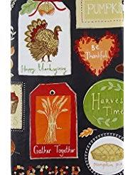 thanksgiving square tablecloths kitchen table