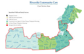 Ccsu Map Locations Riverside Community Care