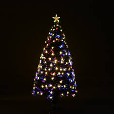 extraordinary green with led lights white wire tree images