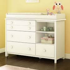 Changing Table For Babies South Shore Smileys Changing Table Hayneedle