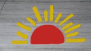 beautiful sun rays designs free rangoli and designs
