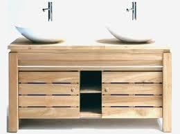 meuble de cuisine evier meuble cuisine bois massif lovely meuble evier bois meuble de