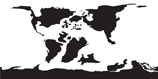 Outline Of The World Map by Nasa Giss Panoply Data Viewer Additional Map Overlays