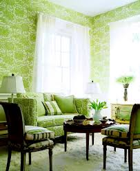 Best Decorating With Green Images On Pinterest Home Live - Wallpaper interior design ideas