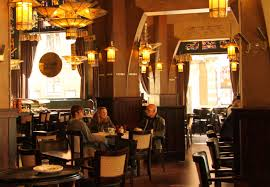 Deco Vintage Americaine Cafe Americain Amsterdam Cool Cafés Bars And Wine Shops