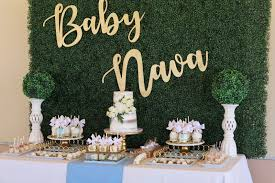 my chic baby shower lil bits of chic by paulina mo san diego