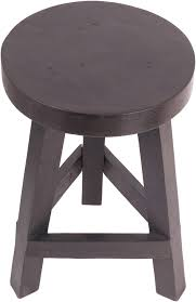How To Make Bar Stools How To Make Round Cushions For A Wooden Bar Stool With Staple Gun