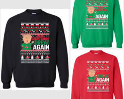 drake christmas sweater etsy