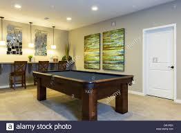 basement game room village homes model home arvada colorado usa