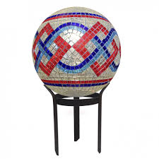 Glass Globes For Garden Decorating Tremendous Gazing Ball Stands For Garden Decoration