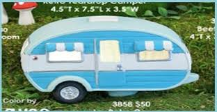 clay magic 3858 large retro camper carol u0027s carousel creations