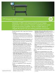 download free pdf for hp designjet 4520 printer manual