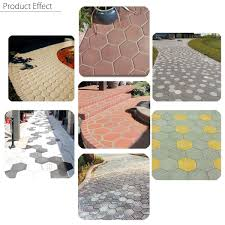 Paver Mold Kit by Driveway Stone Mold Cellular Paving Pavement Garden Diy Concrete