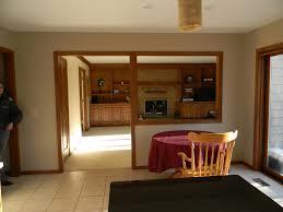 modern elegant design of the livingroom with best greige paint