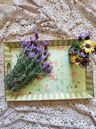 Shabby Chic Online Stores by Shabby Chic Farmhouse Vintage Metal Decoupage Tray Online Store