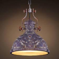 Industrial Dome Pendant Light Fashion Style Purple Industrial Lighting Beautifulhalo Com