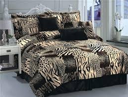 Bedding Sets For Girls Print by Safari Print Bedding Sets Colorful Leopard Animal Print Bedding