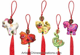 embroidered zodiac ornaments embroidered crafts