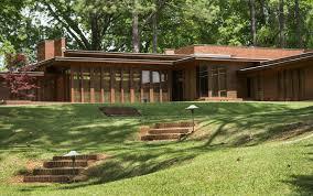 Frank Lloyd Wright Houses For Sale Why Frank Lloyd Wright U0027s Rosenbaum House Is One Of Alabama U0027s