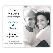 Save The Dates Magnets Home Fresh Impressions