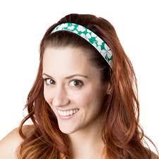 hipsy headbands hipsy st patricks day clover headband gift 4 pack