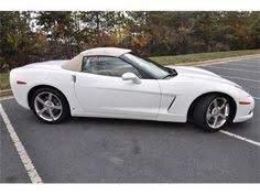 08 corvette for sale 2007 corvette convertible black 6 speed manual v8