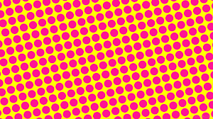 wallpaper yellow polka dots pink spots ffff00 ff1493 15 73px 86px