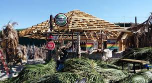 How To Build A Tiki Hut Roof What Causes Tiki Hut Damage And Tips On How To Prevent It