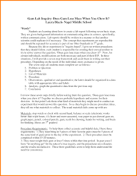 lab report template middle school services for the 50s how to make a will age concern