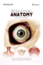 product details regional anatomy lab manual plus thieme gilroy