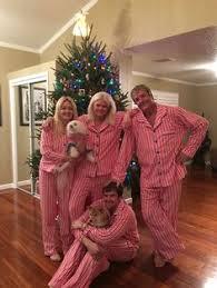 fleece matching family pajamas pajamagram
