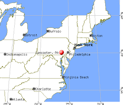 map of lancaster pa lancaster pennsylvania pa 17601 17603 profile population