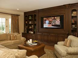 Media Room Built In Cabinets - 100 small media room ideas media room sectional sofas