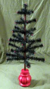 39 best christmas feather trees images on pinterest christmas