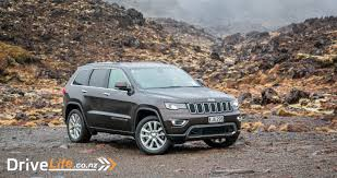 jeep rally car 2017 jeep grand cherokee limited car review off road luxury