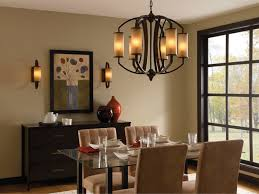 dining room enchanting black transitional chandelier with 6