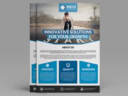 corporate flyer template vol 43 by jason lets just design dribbble