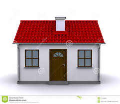 small house front view editorial stock photo image 17765993
