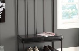 Small Hallway Bench by Bench Surprising Satisfying Bench Hallway Shoe Storage Bench