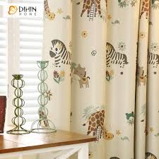 Toddler Blackout Curtains Popular Curtains For Children Blackout Buy Cheap Curtains For